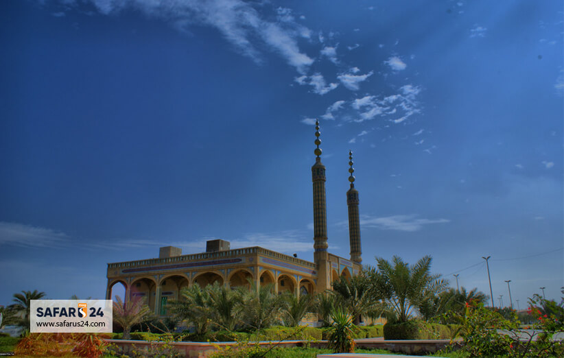 مسجد جامع نور کیش