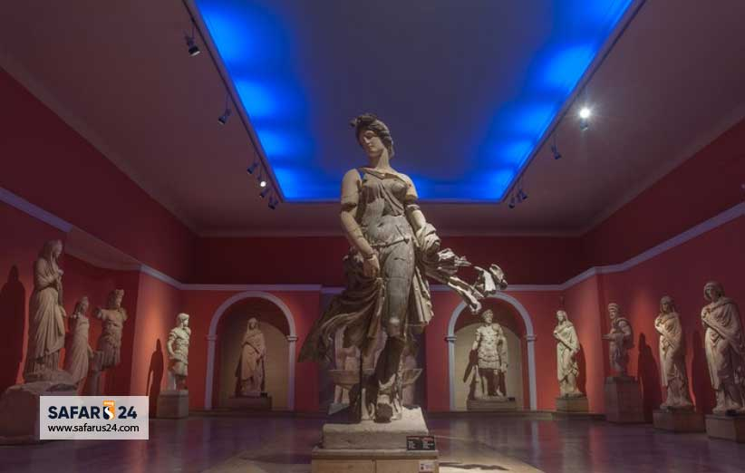 موزه های آنتالیا