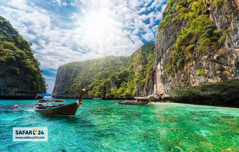 تایلند در یک نگاه