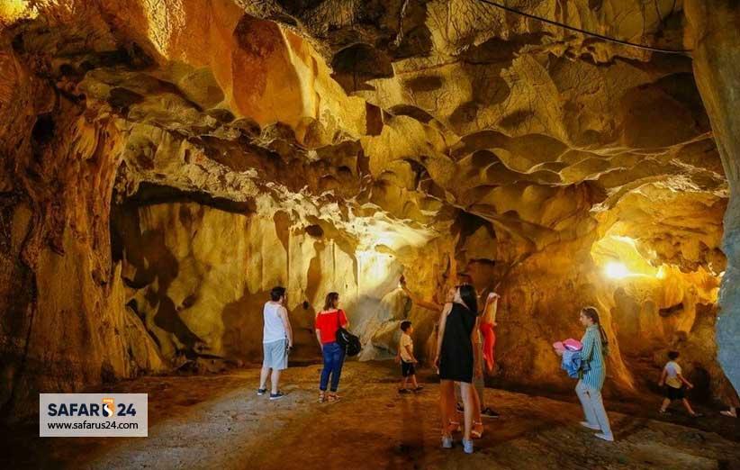غارهای آنتالیا