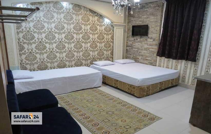 هتل ارزان مشهد