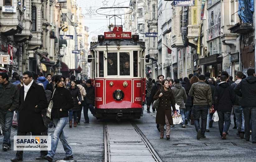 قوانین خاص استانبول