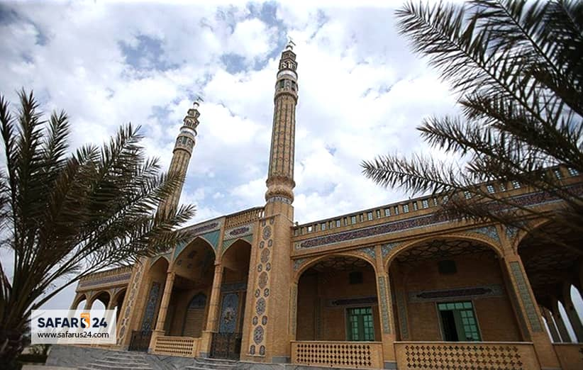 مسجد کیش