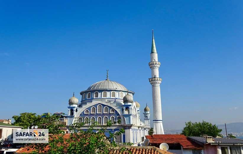 دیدنی های شهر ازمیر ترکیه