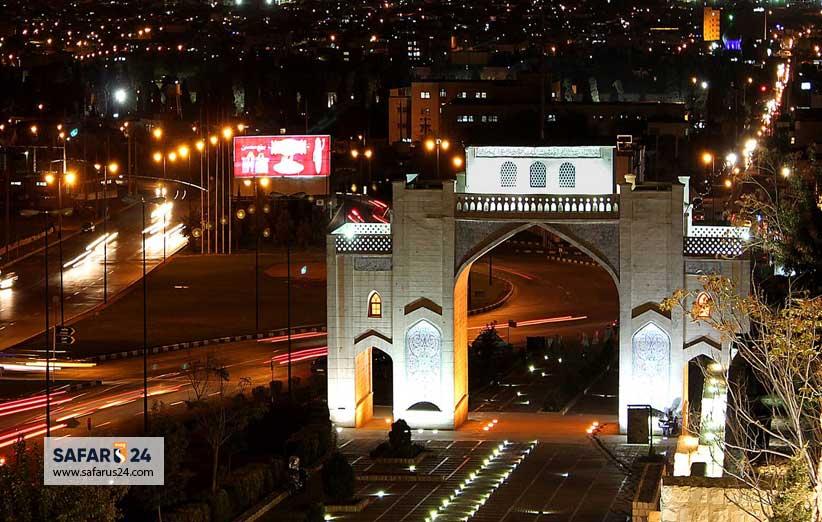 دروازه قرآن شیراز