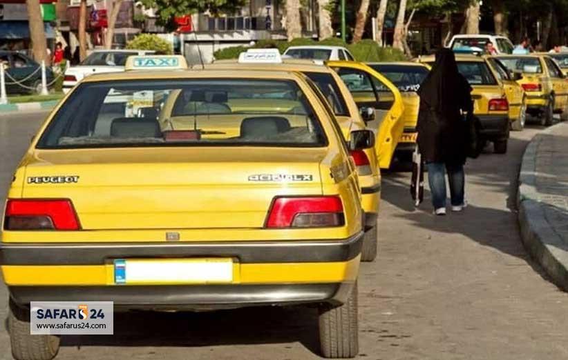 تاکسی کرمانشاه