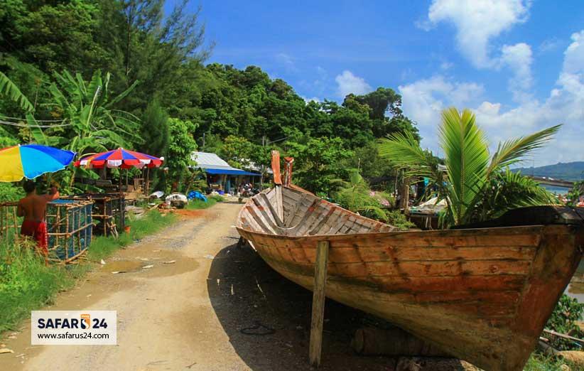 روستا تایلند