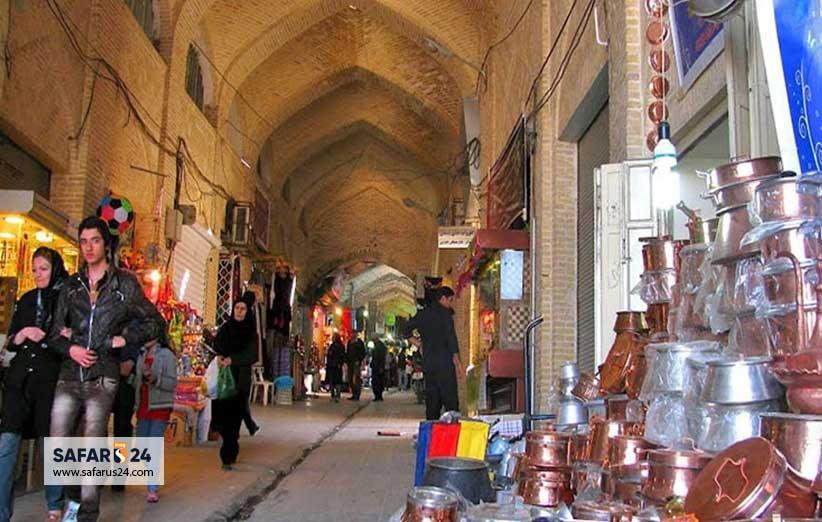 بازارچه کرمانشاه