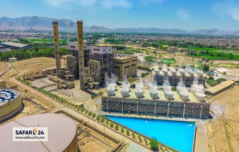 نیروگاه برق اصفهان