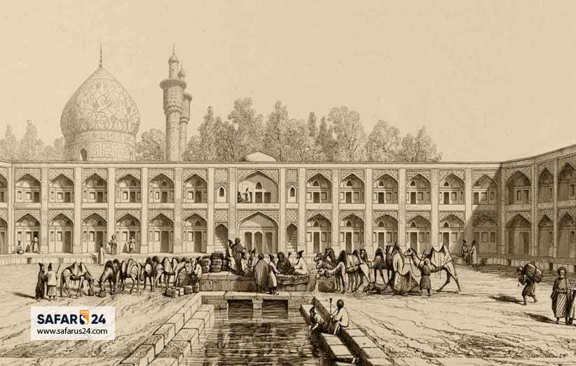تاریخ شهر اصفهان