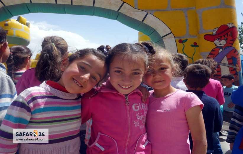 مدارس شهر وان ترکیه
