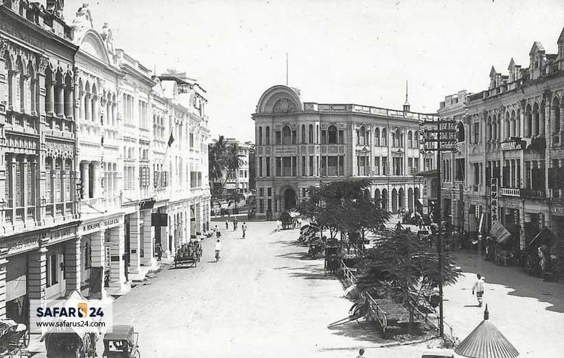 تاریخ شهر کوالالامپور مالزی