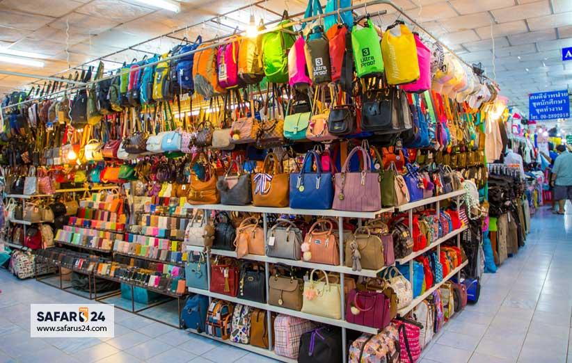 مراکز خرید شهر پوکت