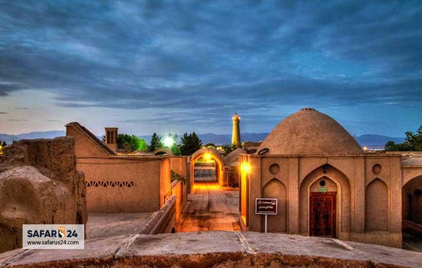 تاریخچه یزد