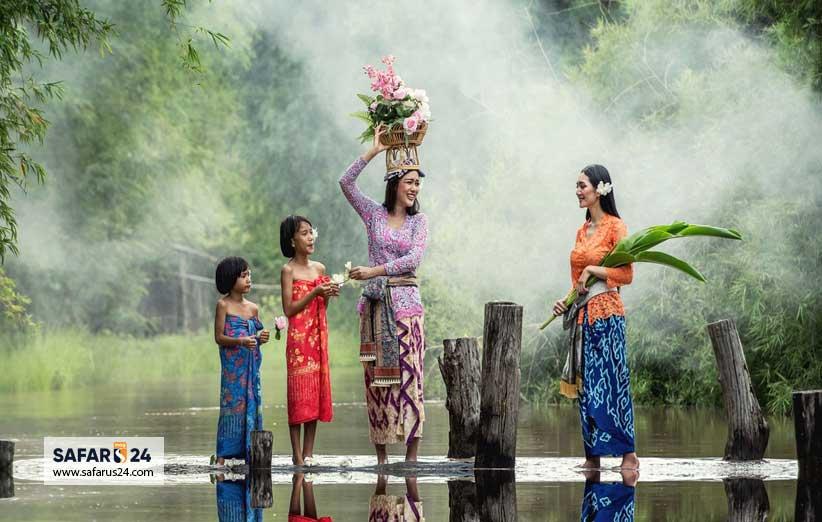 فرهنگ و قوانین کشور اندونزی