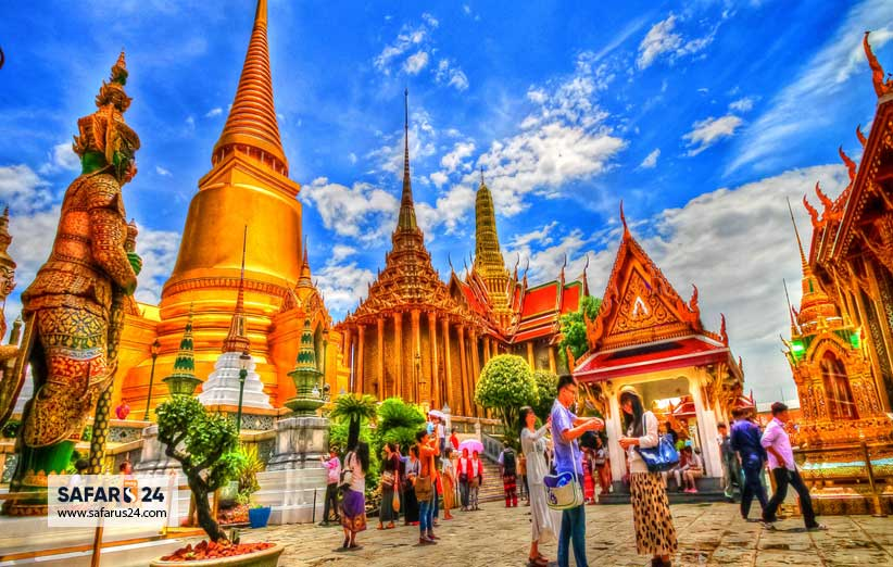 پرواز تایلند