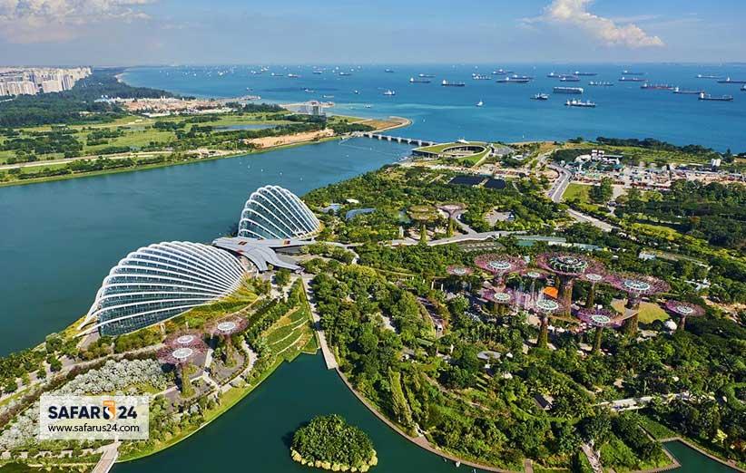 سنگاپور به کوالالامپور