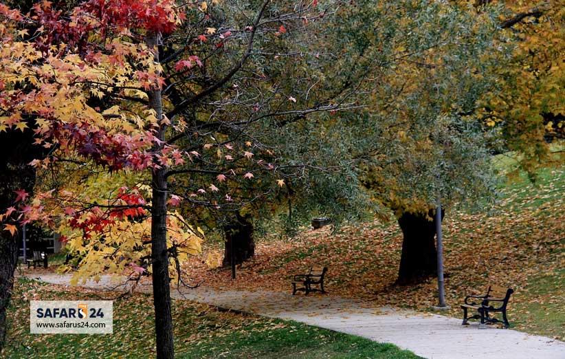 پاییز آنکارا