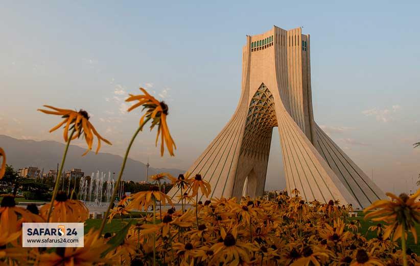 بلیط هواپیما تهران دبی