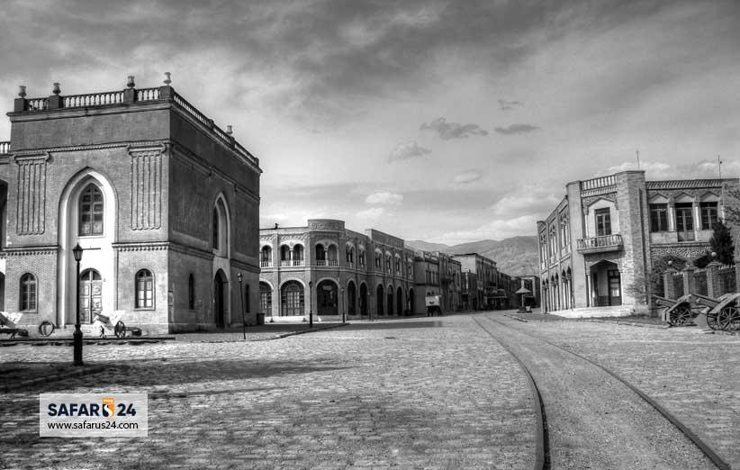 تاریخ تهران