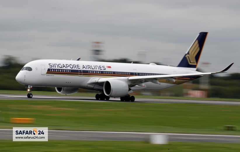 ارزانترین پرواز مالزی با خطوط هوایی سنگاپور