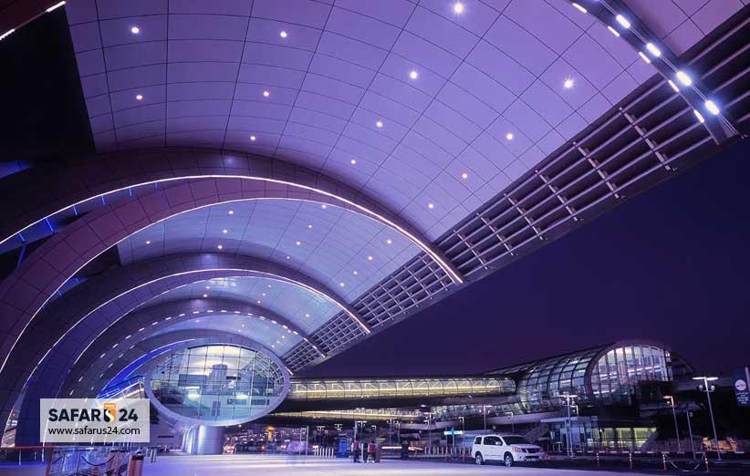 فرودگاه دبی