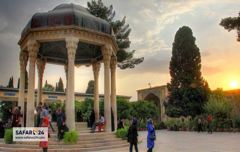 تور شیراز تخفیف دار