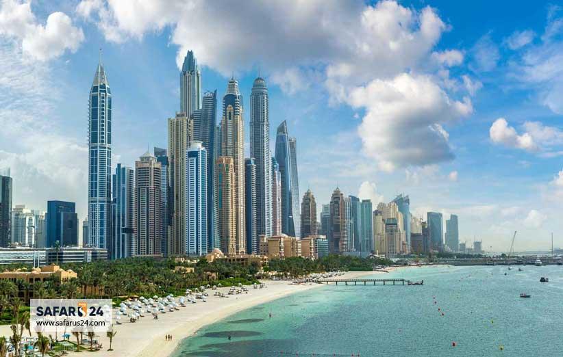 تور دبی تابستان