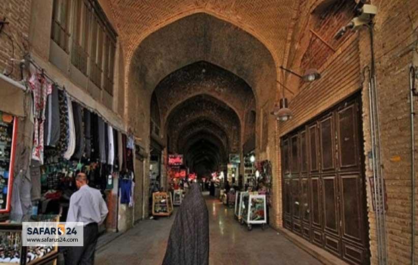 بازار قدیمی کرمان