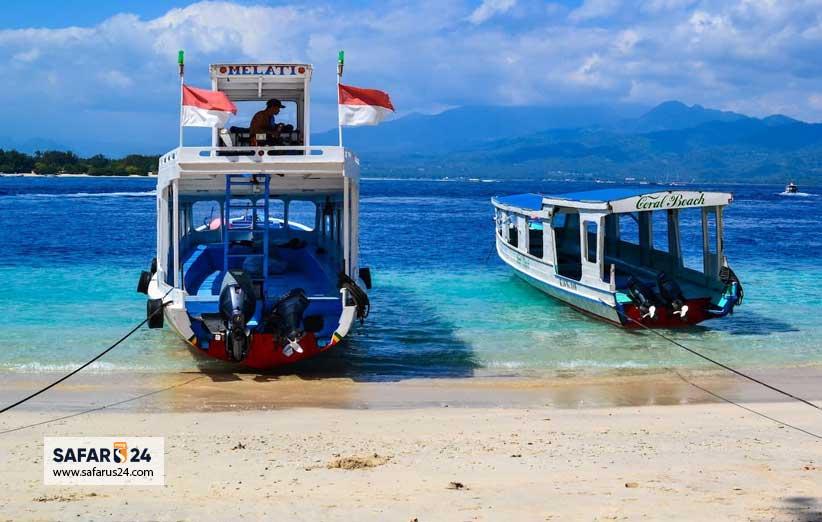 حمل و نقل بالی