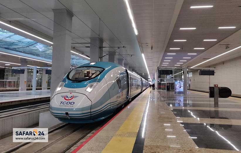 قطار آنکارا
