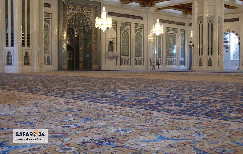 مسجد قابوس عمان
