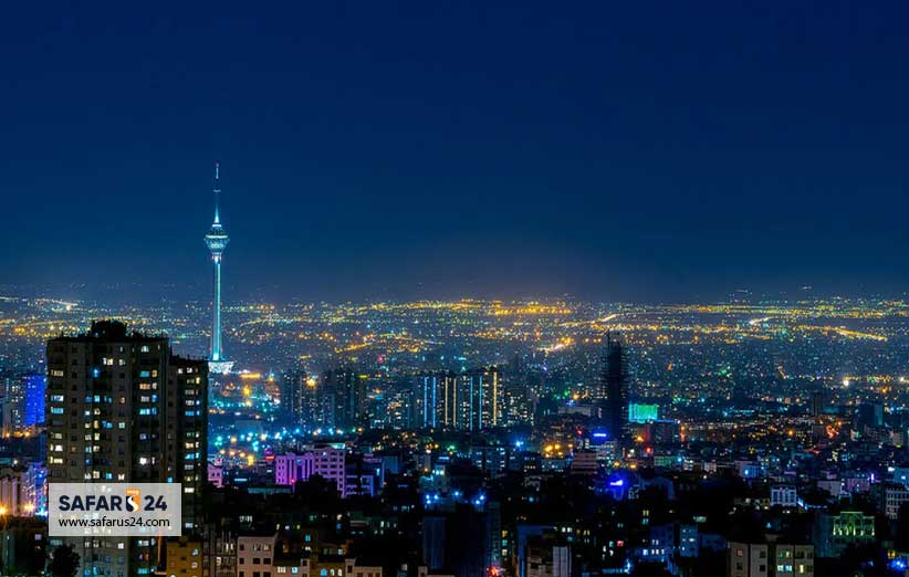 شهر توریستی تهران