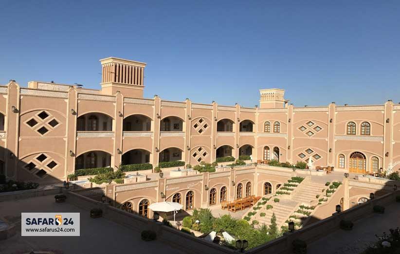 شهر قدیم یزد