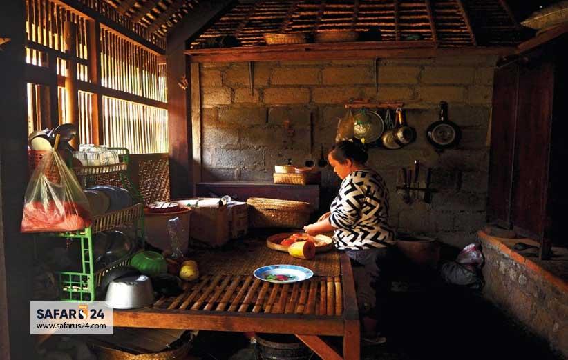 فلسفه خانه های شهر بالی