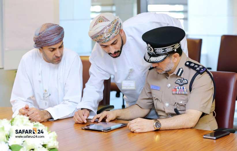 امنیت عمان