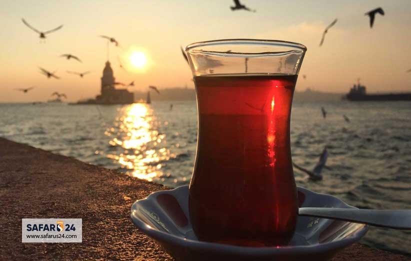 چای ترکیه
