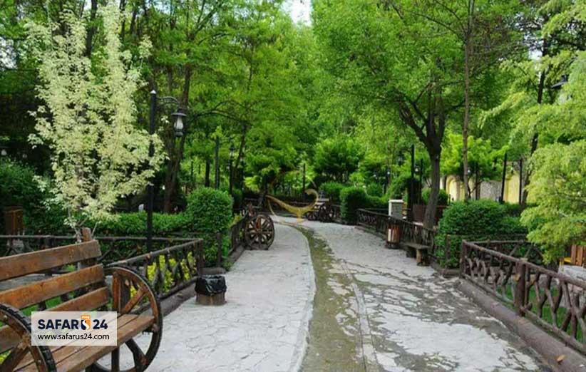 آدرس پارک میرزا کوچک خان مشهد