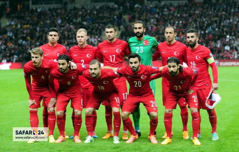 فوتبال ترکیه
