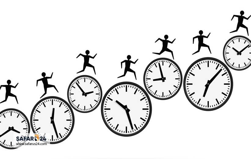 ساعت کاری پاساژ مدرس مشهد