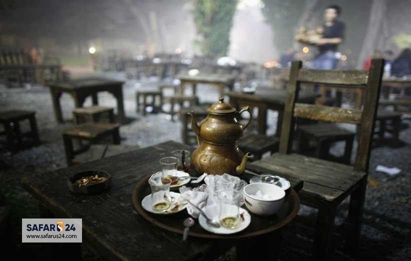چایخانه ترکیه