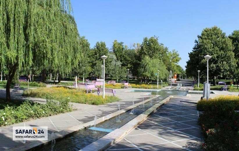 پارک پردیس بانوان مشهد