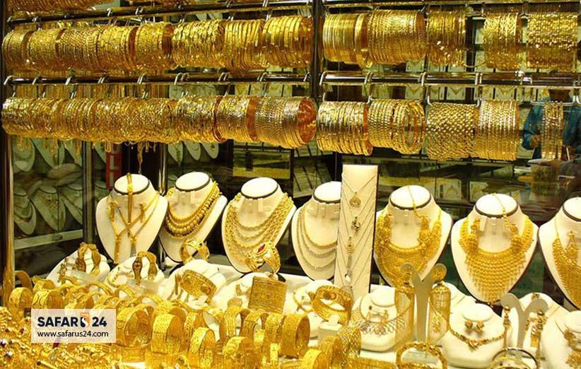 پاساژ طلا مدرس مشهد