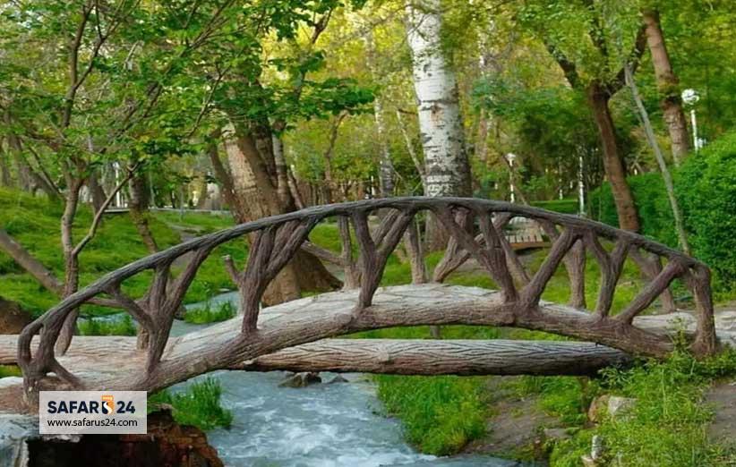 تفریحات پارک وکیل آباد مشهد