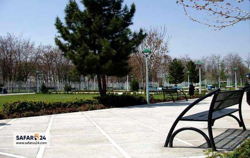 ادرس پارک پردیس قائم مشهد