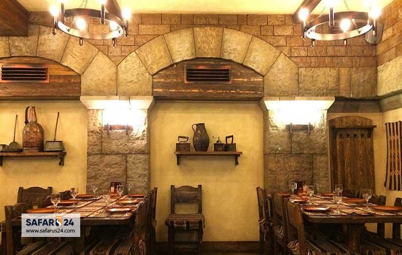 رستوران های ایروان