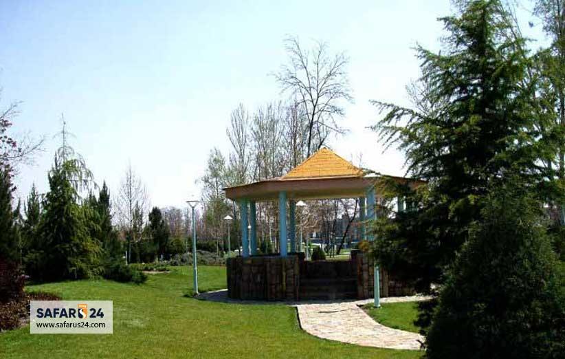 امکانات پارک پردیس بانوان مشهد