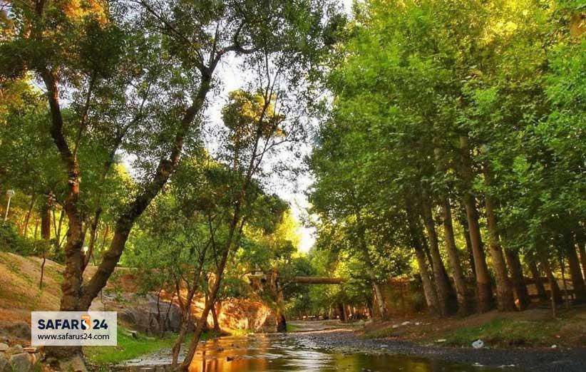 آدرس پارک وکیل آباد مشهد