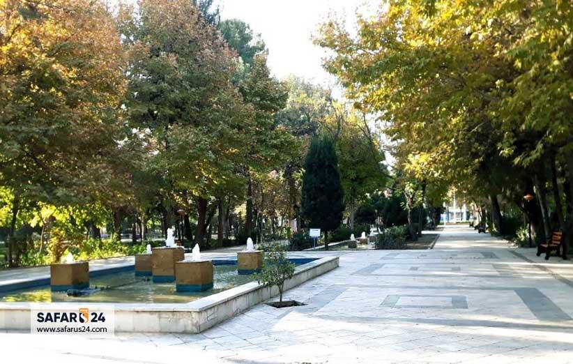 میدان میرزا کوچک خان مشهد