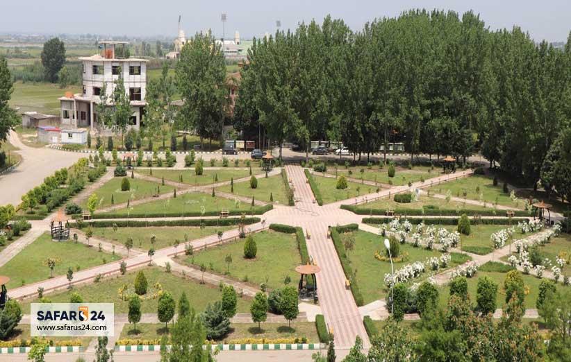 دانشگاه های ساری